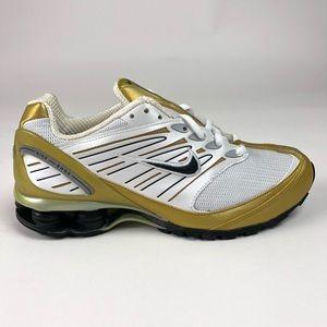 Nike Shox Go Gold Retro Running Shoes 311124-102